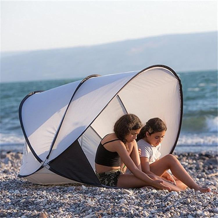 Carpa Plegable para acampar al aire libre, Carpa resistente al agua para...