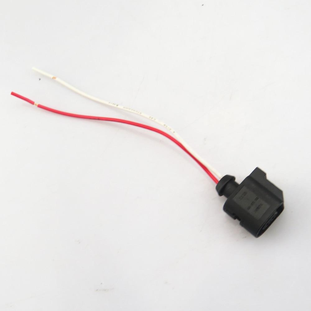 FHAWKEYEQ 2 Pin ASB датчик штекер кабель для VW T5 Eos Caddy Golf MK7 MK6 Jetta Touran Passat B6 A3 TT Seat Altea Octavia 6E0973702