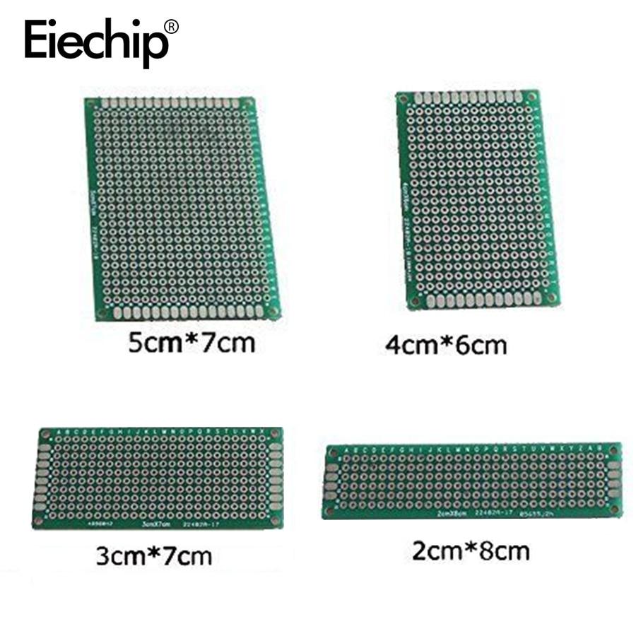 20 шт., 5x7 4x6 3x7 2x8 см, двухсторонний прото�