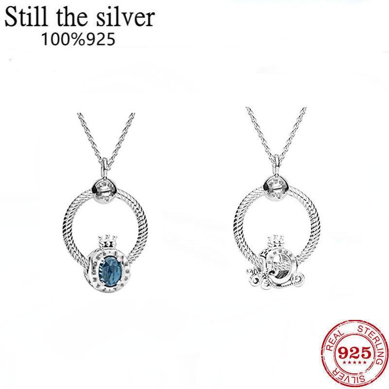 Ожерелье женское из серебра 100% пробы с замком «Love»