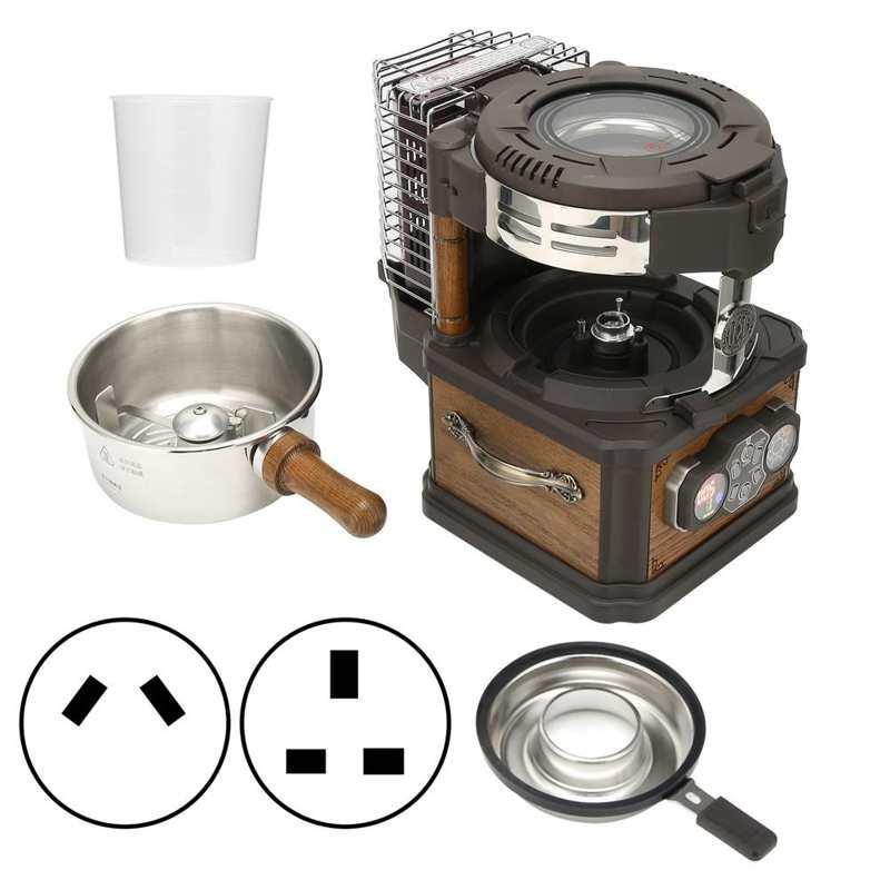 خمر محمصة حبوب القهوة دقيقة التحكم في درجة الحرارة منخفضة الضوضاء آلة تحميص القهوة أجهزة مطبخ