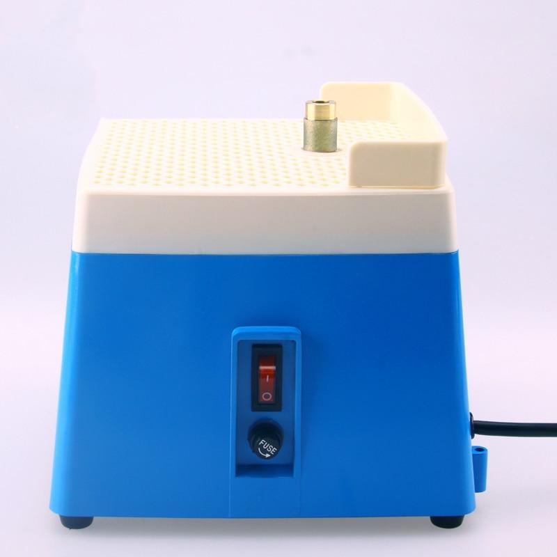 220V Mini Diamond Grinder Small Multi-function Glass Ceramic Grinding Table DIY Edge Grinding Machine