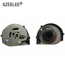 Nueva computadora portátil ventilador de refrigeración de la cpu para Acer Aspire S3 S3-391 S3-951 S3-371 S3-331 MS2346 ordenador portátil procesador