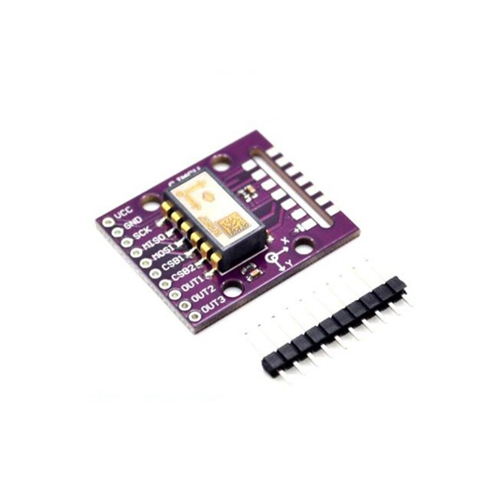 Taidacent Mini Digital Car Protractor inclinómetro Spi sensores de ángulo Sca100t Módulo de doble eje módulo del sensor de inclinación SCA100T-D02