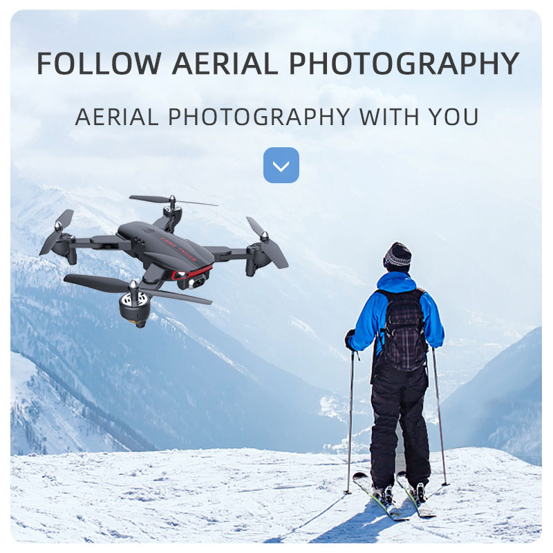 New LU8 GPS Drone 4k HD Camera 60°ESC Two-Axis Gimbal 5G Wifi Quadcopter Professional Fpv Brushless Foldable Helicopter RC Dron enlarge