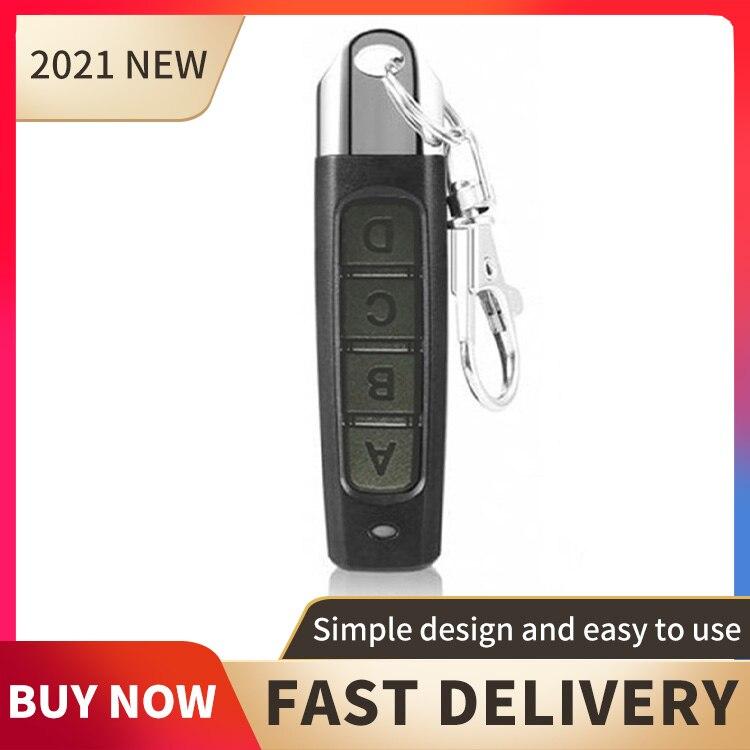 Пульт дистанционного управления для дверей гаража, дистанционное управление клон, Дубликатор, код клонирования, 433 МГц