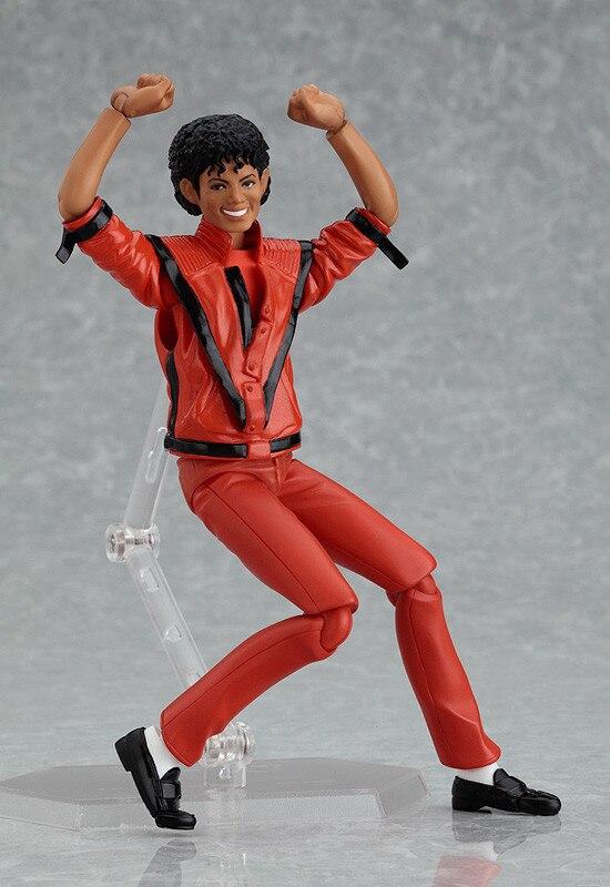 Figura de Michael Jackson 096 MJ de 14cm, colección de Thriller, modelo de figura de acción BJD, Juguetes