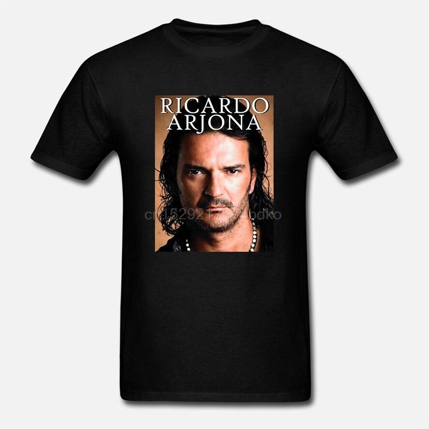 Camiseta ricardo arjona-cantor da guatemala compositor-foto