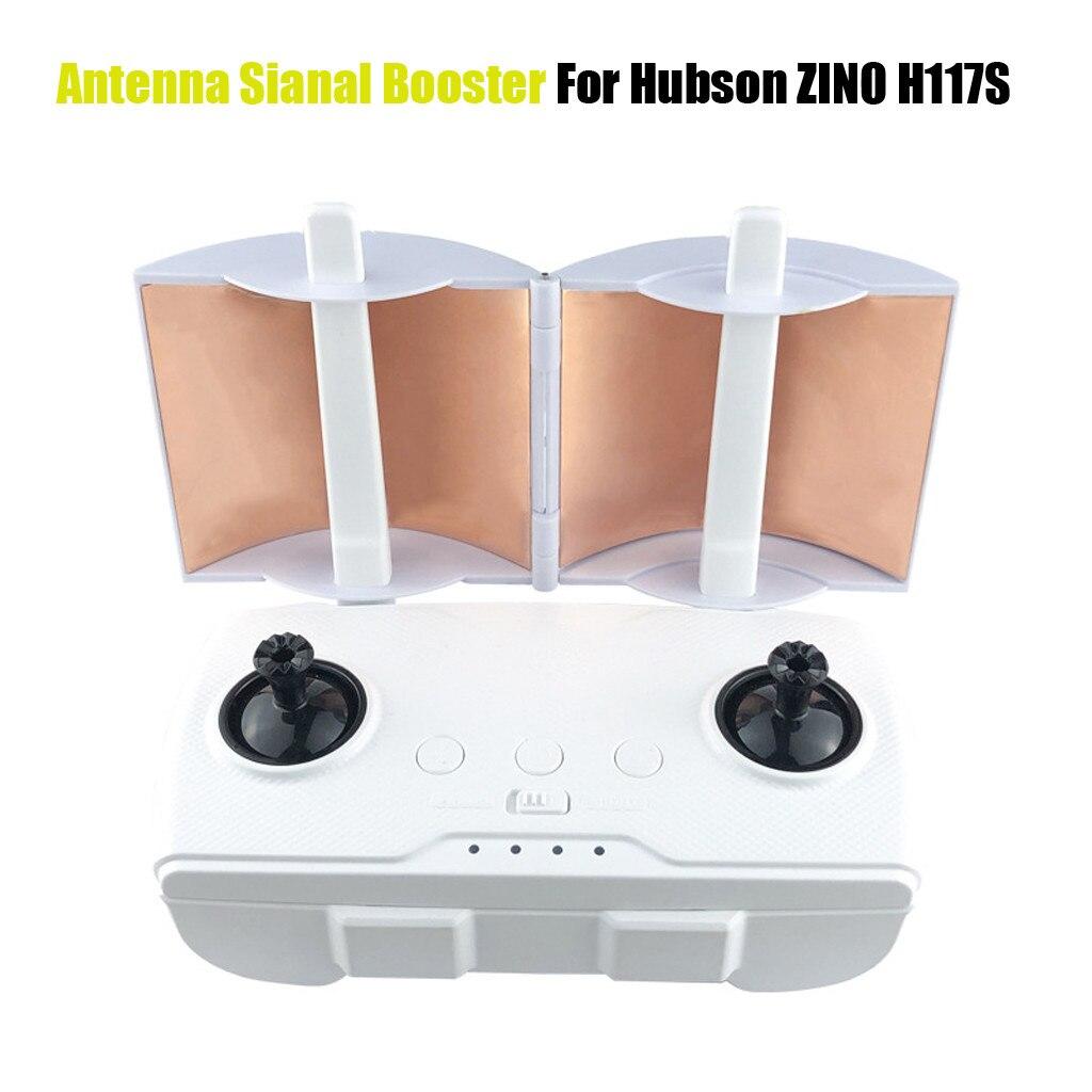 AMPLIFICADOR DE EXTENSIÓN de señal amplificador de rango de antena para Hubson ZINO H117S nueva llegada Dropshipping