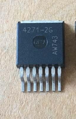 1 unidade / lote TLE4271-2G TLE4271 TO-263-7 em estoque