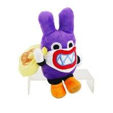 """2020 gran oferta 1 Uds 7 """"18cm ladrón. Nabbit. Conejo de peluche   Conejo de peluche juguetes con etiqueta de peluches de felpa Super Mario juguete envío gratis niños juguete para regalo"""