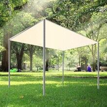 Pergola Garden Sun Shade Sail Outdoor Patio UV Block Lawn Waterproof Awning Backyard Easy Install Decking Sunscreen Canopy