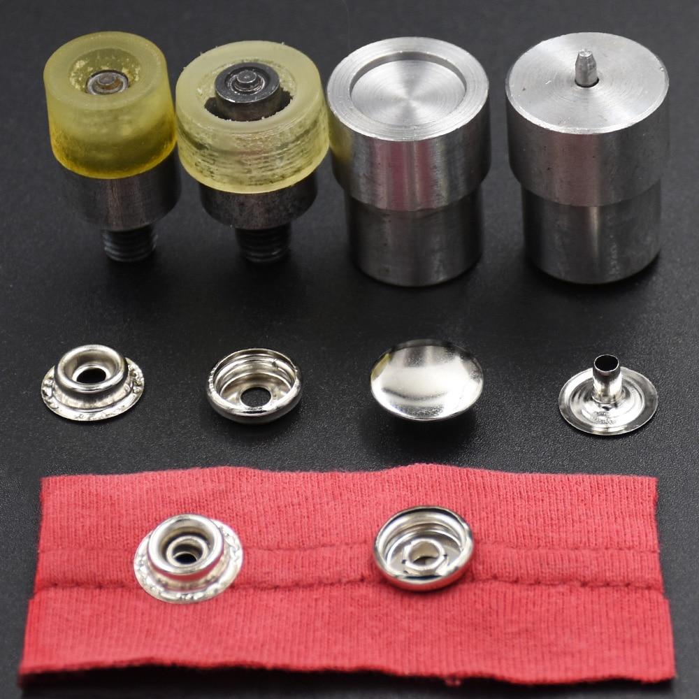 Форма для застежек. DIY201/203/205 фиксатор пресс-форма пуговиц. Заклепки. Ушко инструмент для накладки ногтей. Пресс машина металлические кнопки