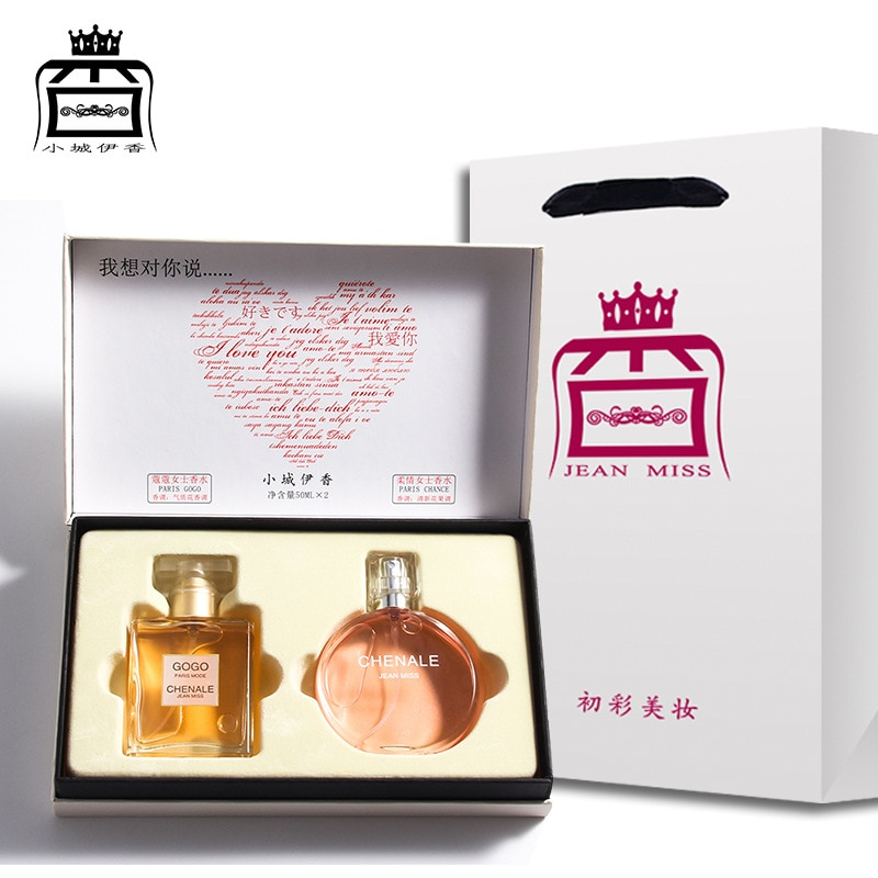 Best Selling Brand Women's Suit Perfume Fresh and Elegant Floral Fragrance Long Lasting Scent Lady's Perfume for Gift