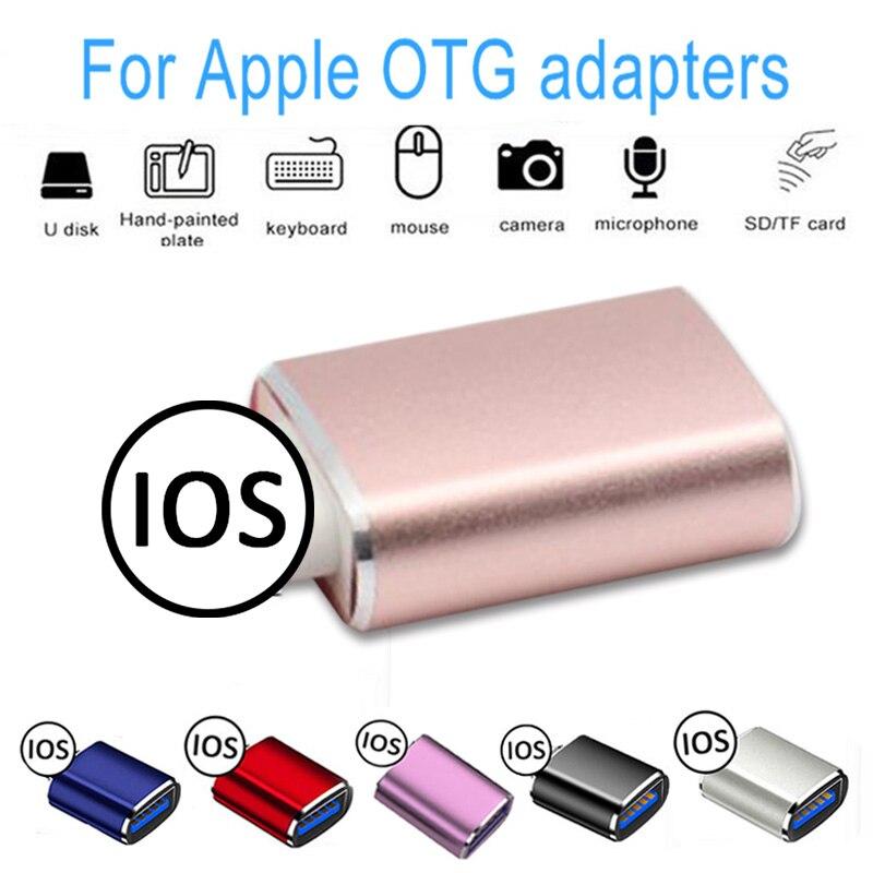 Adaptador OTG portátil USB 3,0, convertidor de datos para adaptadores de disco...