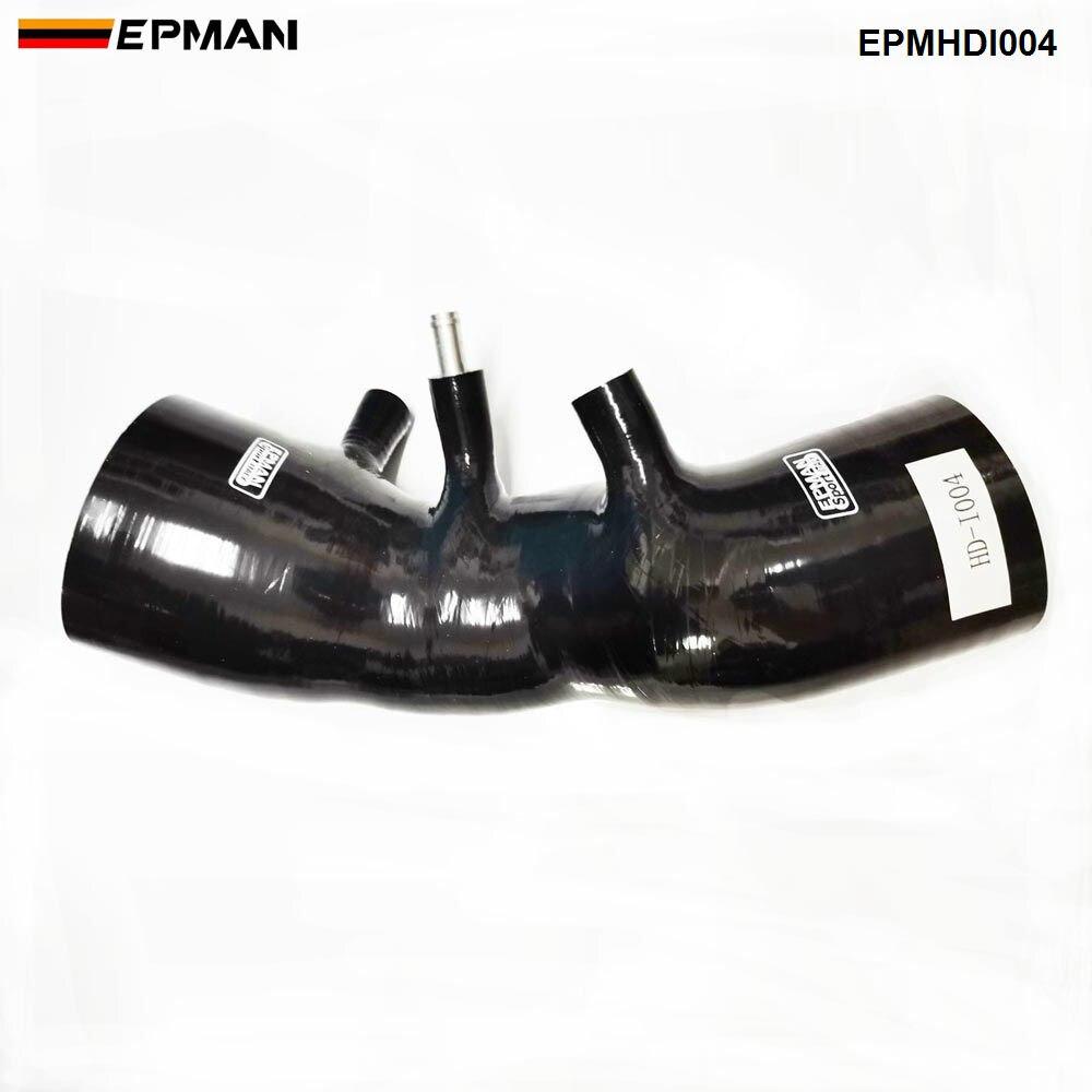 EPMAN Racing силиконовая Соединительная муфта шланга Intercooler турбо Впускной комплект для Honda Civic FD2 K20A 07 + (1 шт.) EPMHDI004