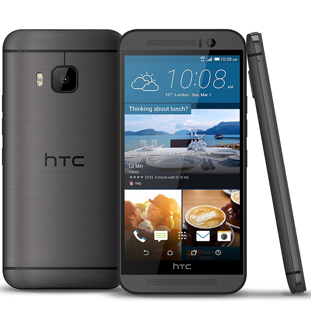 Used Global Version HTC M9 Smartphones 4G LTE 3G RAM+32G ROM Octa core 20MP android mobile phones unlocked cheap celulares cell