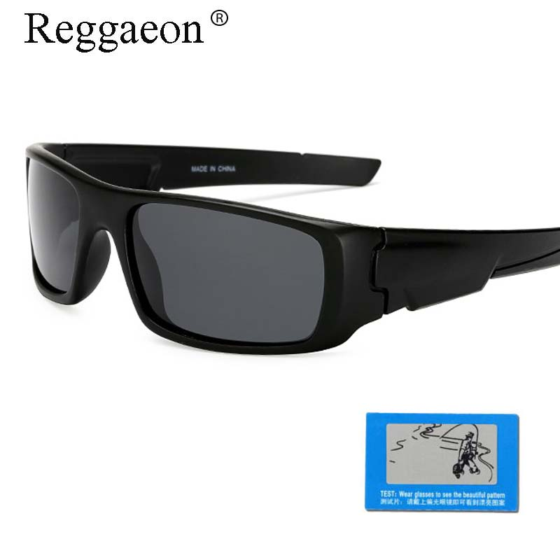 -Gafas de sol polarizadas cuadradas | Conducir Gafas de sol deportivas de...