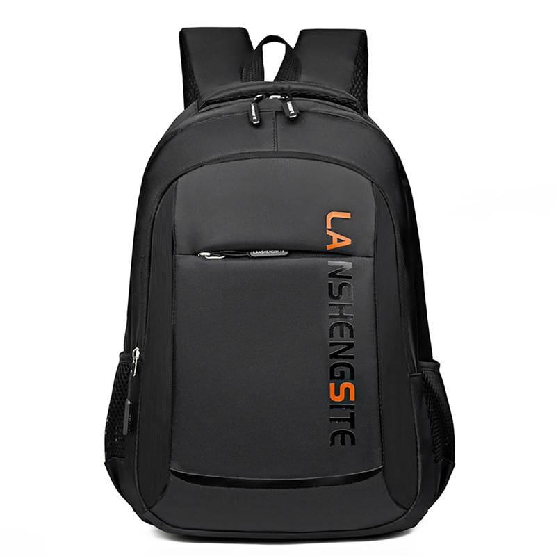 backpack men s korean wave casual backpack men s bags computer bags large and medium sized student bags fashion travel bags New Waterproof Male Backpacks Casual Travel School Bags For Teenager Backpack Men Notebook Computer Bags Large Capacity Hot Sell