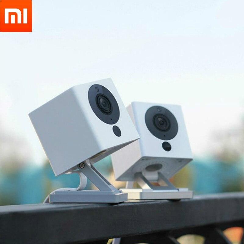 Xiaomi-cámara inteligente IP Mi, Original, 110 grados, F2.0, 8X, 1080P, Zoom Digital,...