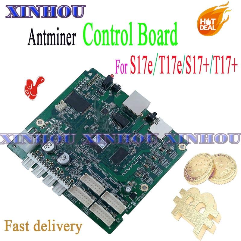 BITMAIN Antminer مينر S17e ، T17e ، S17 + ، T17 + بيانات لوحة دوائر كهربائية لوحة تحكم اللوحة استبدال سيئة Antminer Asic مينر