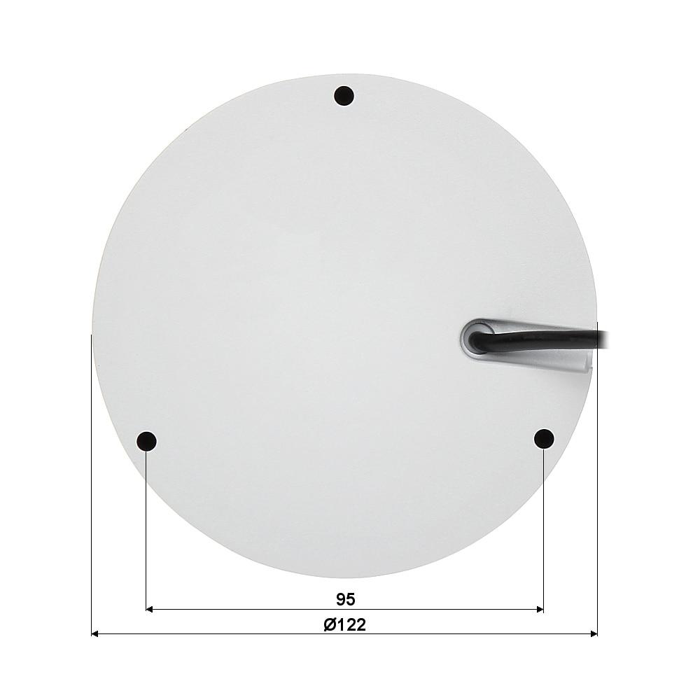 Dahua HAC-HDBW2802R-Z 4K Starlight HDCVI IR Dome Camera 1080P  3.7-11mm Motorized Lens Smart IR IP67 4K Resolution