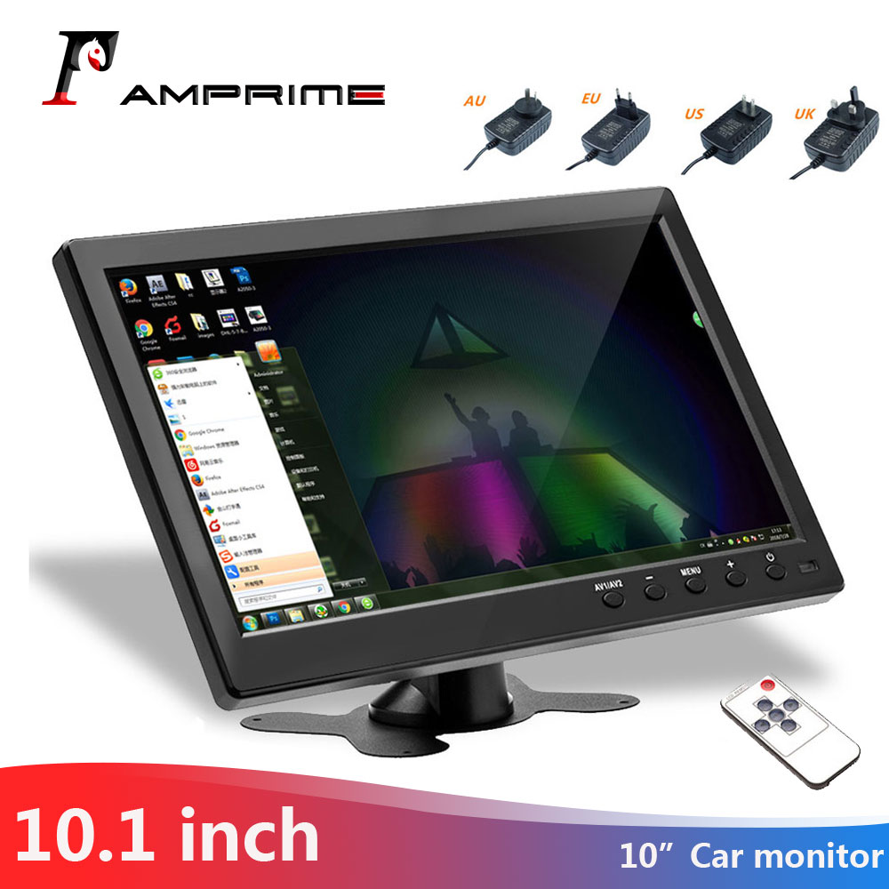 AMPrime Car Monitor 10.1