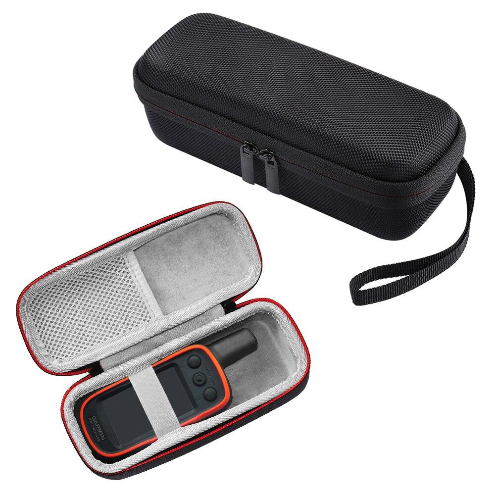 Mais novo difícil saco de viagem eva portátil capa para garmin handheld gps garmin alpha 100 alpah100 acessórios