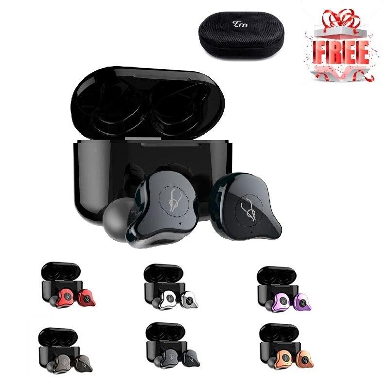 Наушники Sabbat E12 Ultra V5.0 TWS Bluetooth , HIFI наушники , спортивные наушники -вкладыши, шумоподавляющие наушники