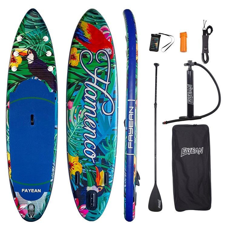 Surfboard inflatable paddle board paddle board sup stand-up float board adult paddle board racing board