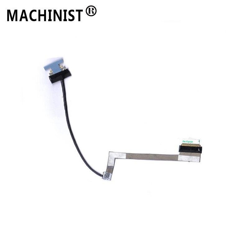 Cable flexible de pantalla de vídeo para Dell Inspiron 13 1320 P04S portátil LCD LED LVDS cable de cinta de pantalla DC02C000B00 0P932C
