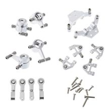 Metal Full Set Upgrade Parts for Wltoys 1/28 P929 P939 K979 K989 K999 K969 Rc Car Parts