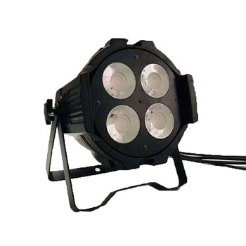 2021 hot sale new LED 4 eyes 200W COB surface light wedding performance stage lighting