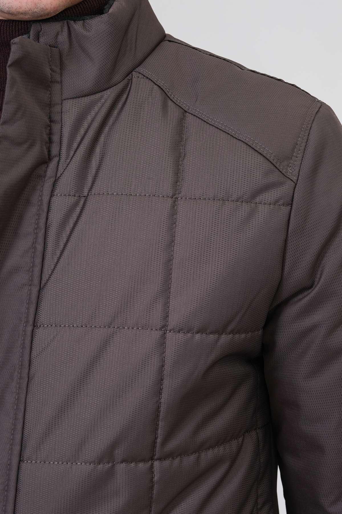 Male fiber filled waterproof kapitöne coats, coat reasonable price