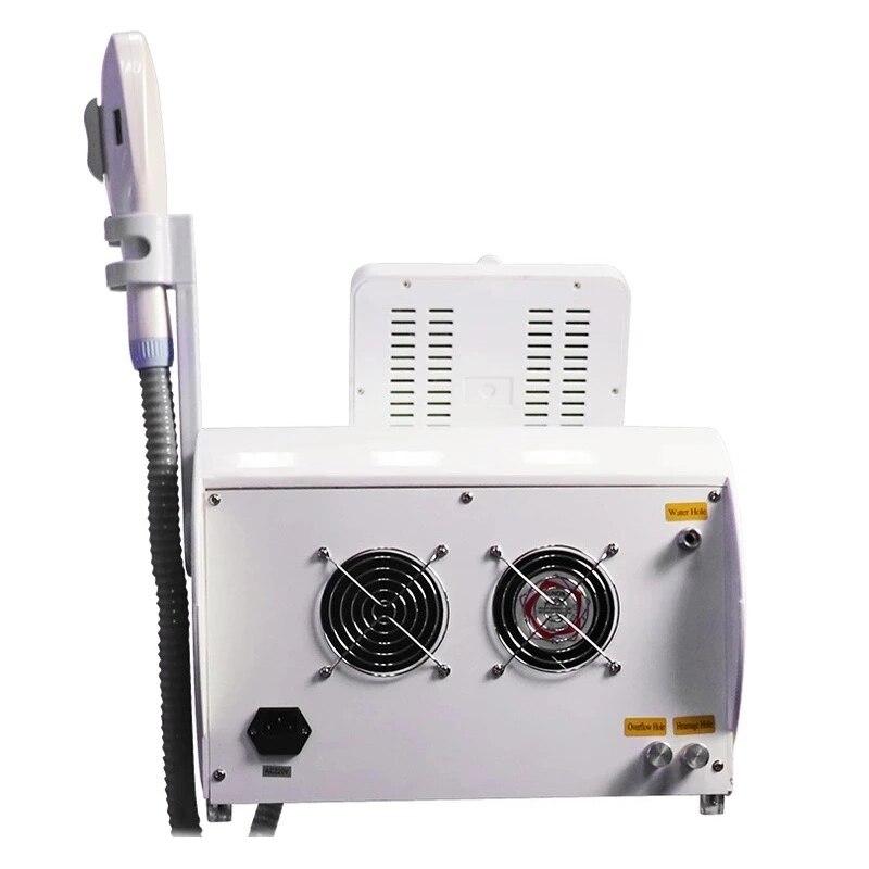 Купить с кэшбэком 2021 High Quality Portable IPL SHR /OPT/Elight Hair Removal And Skin Whitening 640nm,530nm,480nm 3 Wavelength Machine With CE