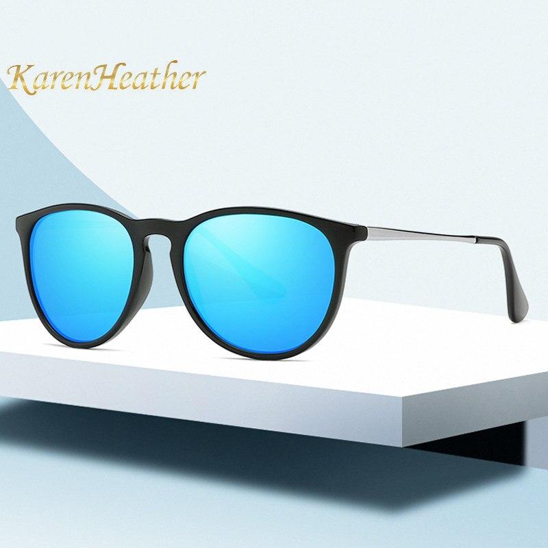 Gafas de sol polarizadas de ojo de gato de diseño de marca de 2019 gafas de sol polarizadas de mujer gafas de sol de gradiente femenino Oculos femeninos UV400 4171