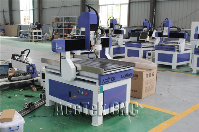CNC Router Machine Router Wood Carving 600x900 For Metal Glass And Wood enlarge