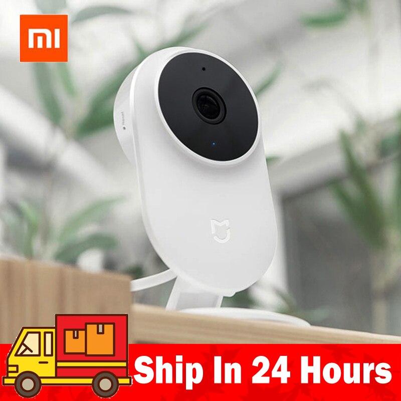Xiaomi Mijia SXJ02ZM 1080P FHD cámara IP inteligente WiFi 130 grados FOV partición AI detección 10m visión nocturna infrarroja