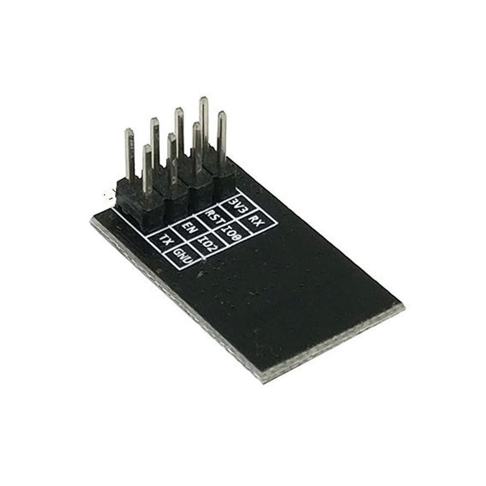 ESP-01 ESP8266 Serial WIFI módulo inalámbrico WIF módulo transceptor ESP-01S inalámbrico V0B1