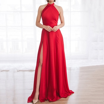 Bohemian Style Evening Dresses Long Woman Gown Robe De Soir Parties Vintage Bride Dress Prom Party Gowns BAZIIINGAAA
