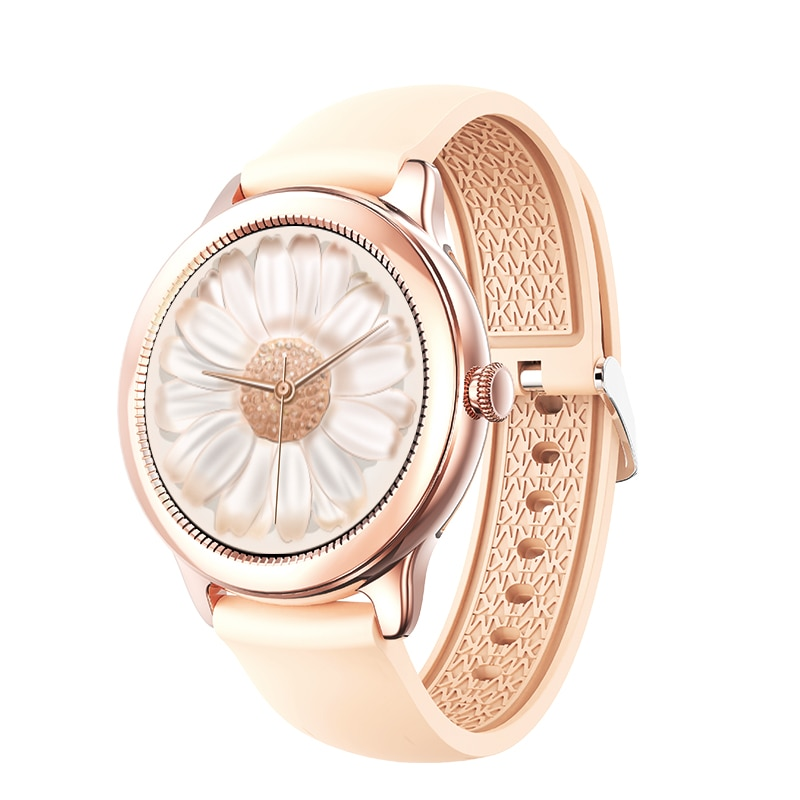 2021 New Smart Watch For Women Ladies Gift Fitness Bracelet Luxury Gold Watches For Women Valentines Mother'S Day