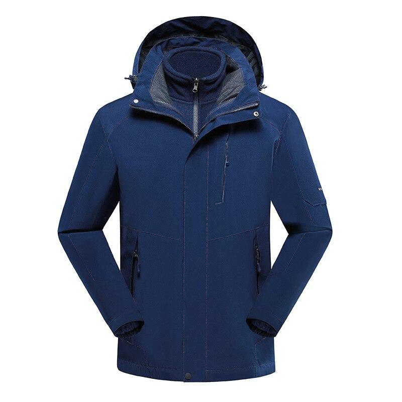 Wear Ski Clothes Equipment Jacket Men Snowboard Jacket Ski Suit Men Set Clothing Woman Winter Ropa Nieve Outdoor Sports BJ50HX