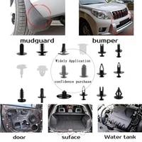 415 pcs car door panel lining bumper door buckle retainer clips for ford nissan honda hyundai car accessories
