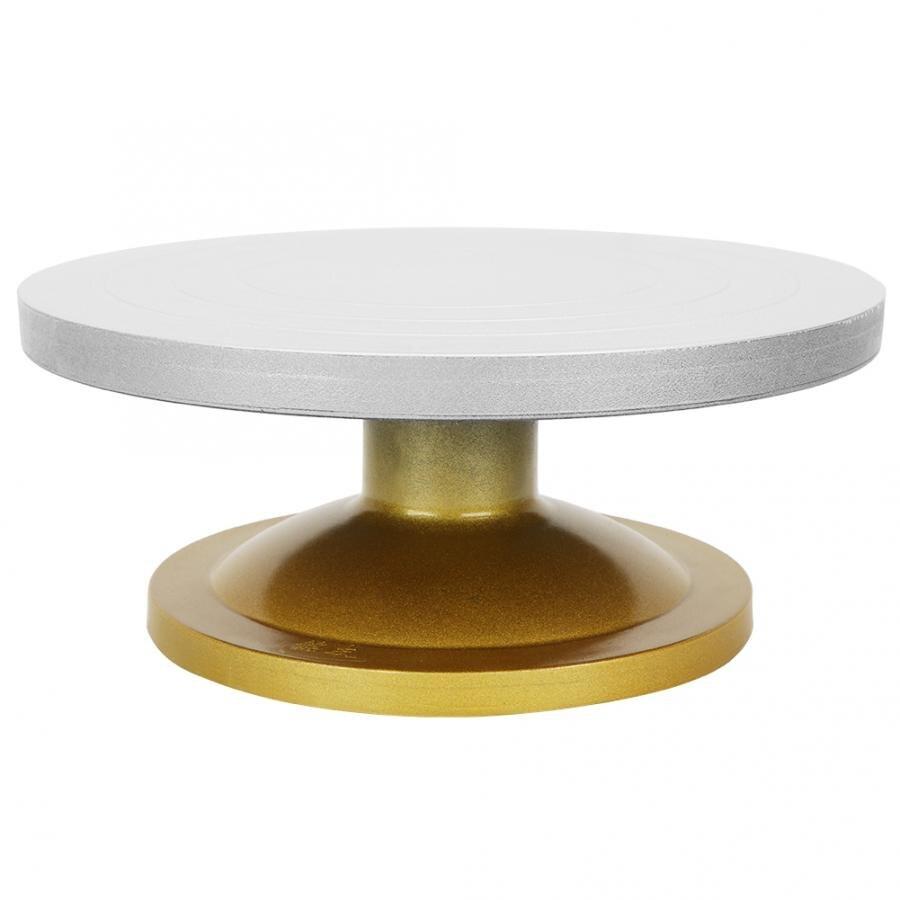 Cerámica rueda Metal cerámica máquina cerámica rueda giratoria mesa giratoria arcilla modelado escultura para cerámica trabajo cerámica
