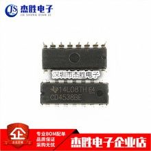 10 قطعة CD4538BE CD4538 4538BE DIP-16