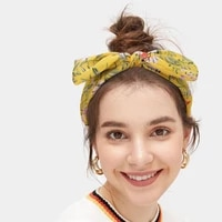 oaoleer fashion women big bow headband hair hoop bands girls bowknot wide hairbands women girls hairbands hair accessories