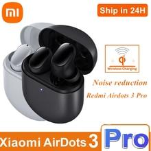 Original Xiaomi Redmi Airdots 3 Pro Bluetooth Earphone Airdots3 Air dots 3 Wireless Headphones 35dB AI Noise Cancelling Ear buds