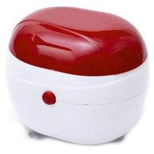 Mini portatile Ad Ultrasuoni Pulitore di Lavaggio di Parti di Macchine di Lavaggio Ad Ultrasuoni Gioielli di Famiglia Lenti Orologi Dentiere Pulizia