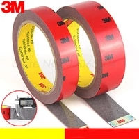 3m for car super strong double sided tape bike bicycle vehicele waterproof outdoor heavy duty self adhesive foam tape reusable