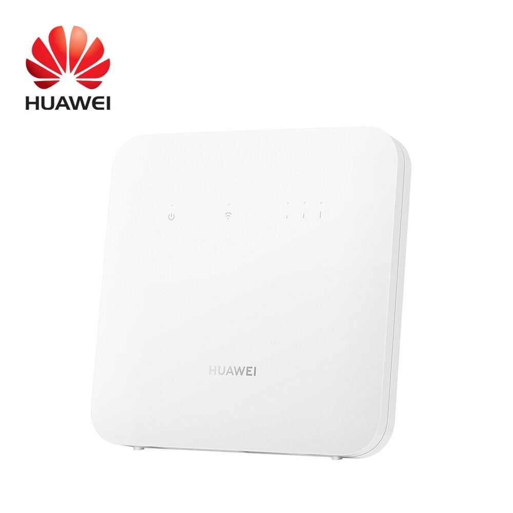 مقفلة هواوي 4G راوتر 2s جيجابت إيثرنت/VPN 4G CPE راوتر B312-926
